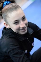 Jordana Albanese JO Gymnast