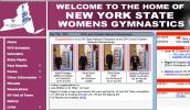NY State 2015 Eastern National Level 9 Championships Womens Gymnastics Jordana Albanese